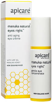 Apicare Manuka Natural Eyes Right 30g
