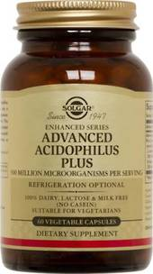 Solgar Advanced Acidophilus Plus