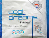 Cool Dreams by Skinnies Mattress Cover