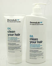 DermaLab 04. Clean Your Hair Shampoo