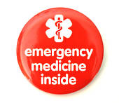 Emergency Medical Inside Badge Pack