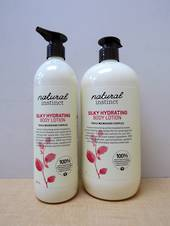 Natural Instinct Silky Hydrating Body Lotion