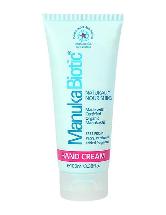 Manuka Biotic Naturally Nourishing Hand Cream 100ml