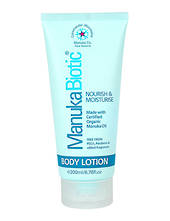 Organic Manuka Biotic Body Lotion- BUY 3 AND SAVE $$