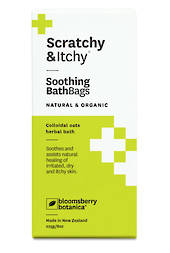 Botanica Scratchy & itchy Soothing Bath Bags 225g