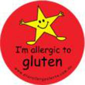 I'm Allergic to Gluten Badge Pack