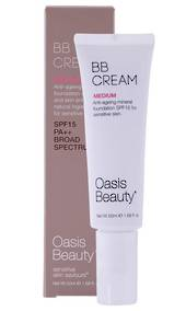 Oasis Beauty BB Cream - Medium (Monroe) 50ml