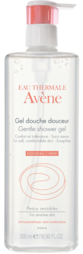 Avene Gentle Shower Gel 500ml