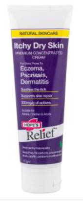 Hopes Relief Itchy Dry Skin Cream 60g
