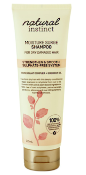 Natural Instinct Moisture Surge Shampoo 250ml