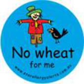 No wheat for me Badge Pack