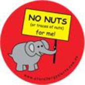 No Nuts (or traces of nuts) for me! Badge Pack