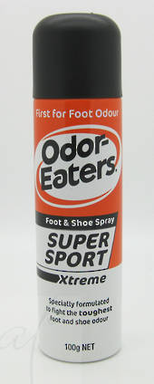 Odor Eaters Foot Care Extreme Sports Spray