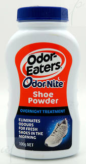 Odor Eaters Odor Nite Shoe Powder