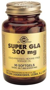 Solgar Super GLA 300Mg 30