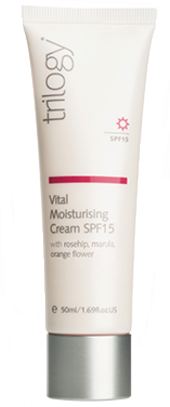Trilogy Vital Moisturising Cream with SPF15 50ml