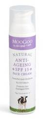 MooGoo Anti-Ageing SPF 15 Face Cream 75g