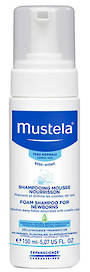 Mustela Newborn Foam Shampoo 150ml