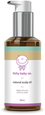 Itchy Baby Co. Natural Scalp Oil 100ml