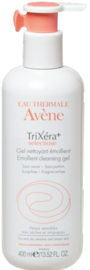 Avene TriXera Emollient Cleansing Gel 400ml