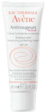 Avene Antirougeurs Jour Cream SPF 20 40ml