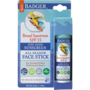 Badger SPF 35 Unscented Zinc Oxide Sunscreen stick 18.4g