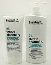 DermaLab 01. Gentle Cleansing Wash