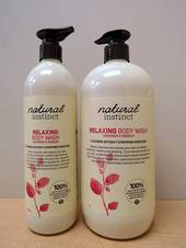 Natural Instinct Relaxing Body Wash