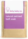 Itchy Baby Co. Natural Oatmeal Bath Soak 200g